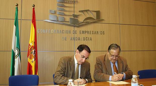 CEA y RFAF Convenio
