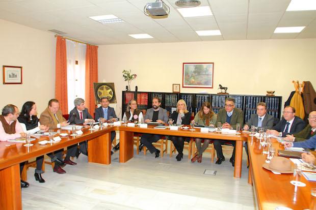 Comisión Seguimiento Circuito de Jerez