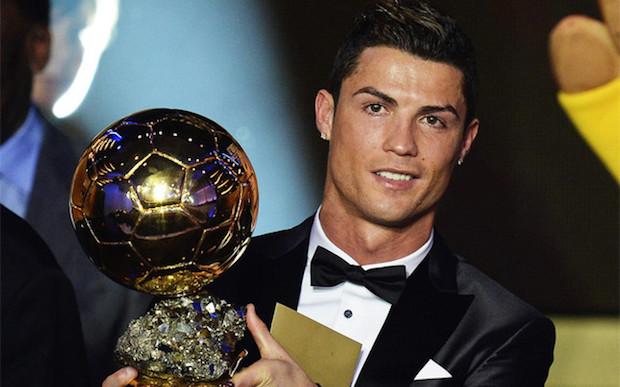 Cristiano Ronaldo balón de oro (Foto Sport.es)