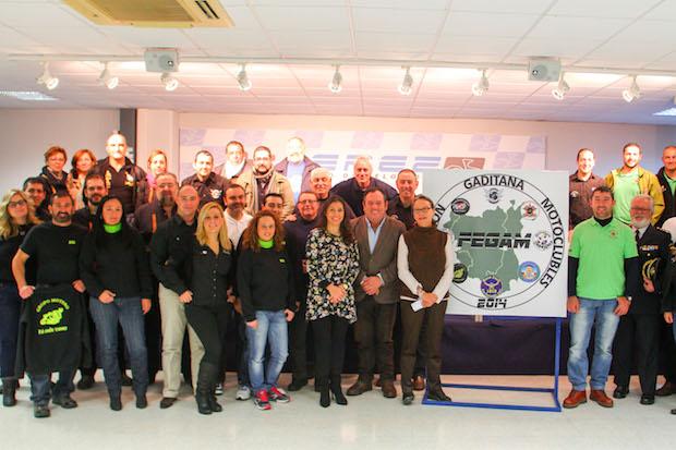 Federación Gaditana de Motociclismo Circuito de Jerez 2