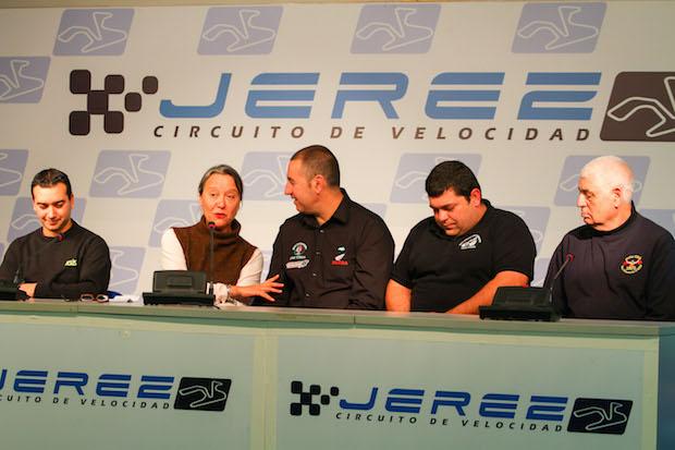 Federación Gaditana de Motociclismo Circuito de Jerez