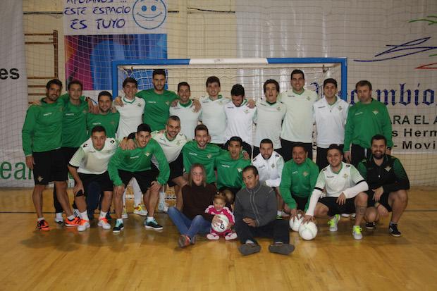 Martina y Real Betis FSN