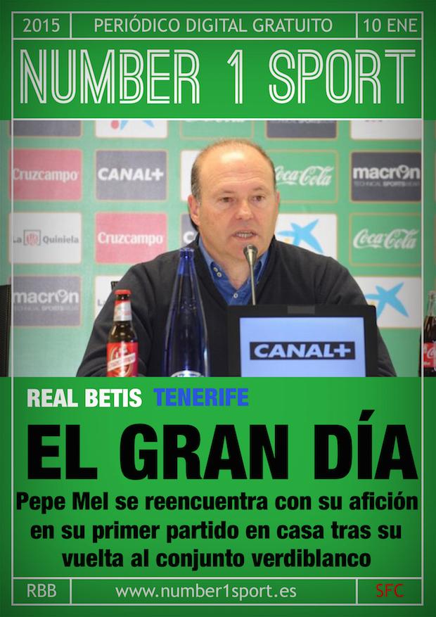 NUMBER 1 PORTADA 10 ENE 15 JOSÉ MIGUEL MUÑOZ