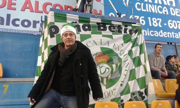 Pepe Ríos Real Betis Number 1