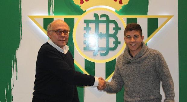 Portillo y Ollero Real Betis
