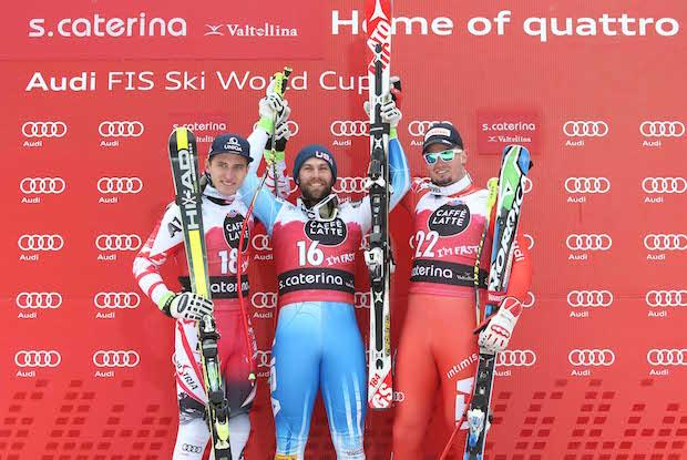 ALPINE SKIING - FIS WC Santa Caterina