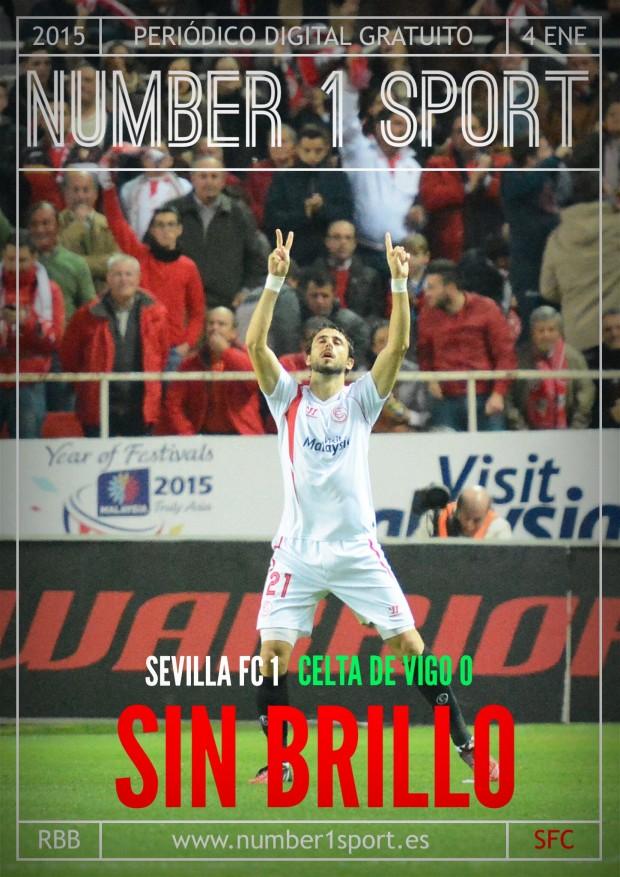 NUMBER 1 portada 4 ene 14 JOSÉ MIGUEL MUÑOZ