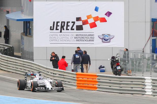 Circuito de Jerez Fórmula 1