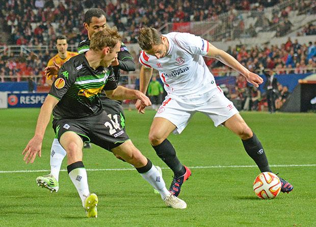 DN127_0966 Krychowiak Sevilla-Borussia QPV feb15