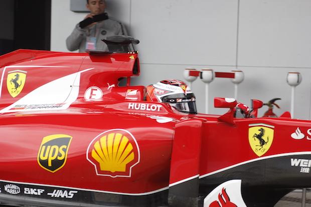 Fórmula 1 Ferrari Pedro Ramos