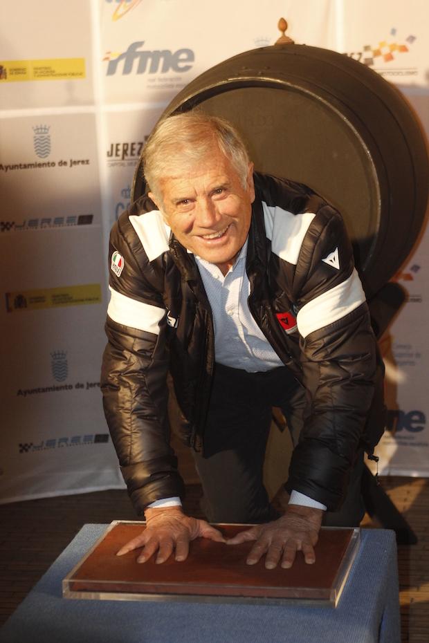 Giacomo Agostini Pedro Ramos 7