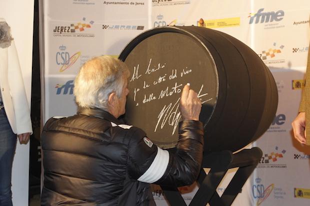 Giacomo Agostini Pedro Ramos 8