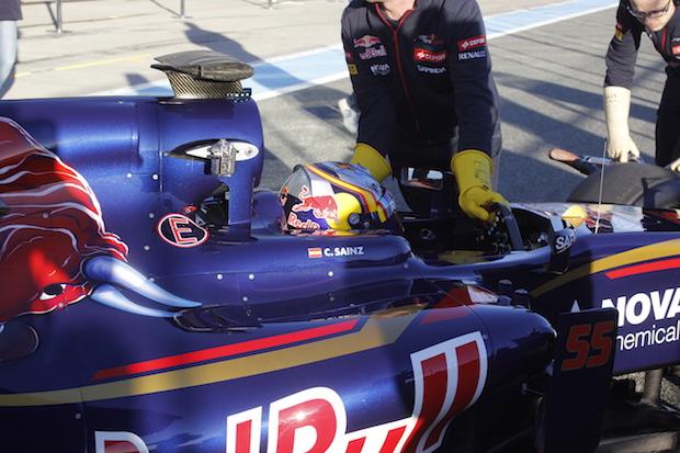Red Bull Fórmula 1 Pedro Ramos