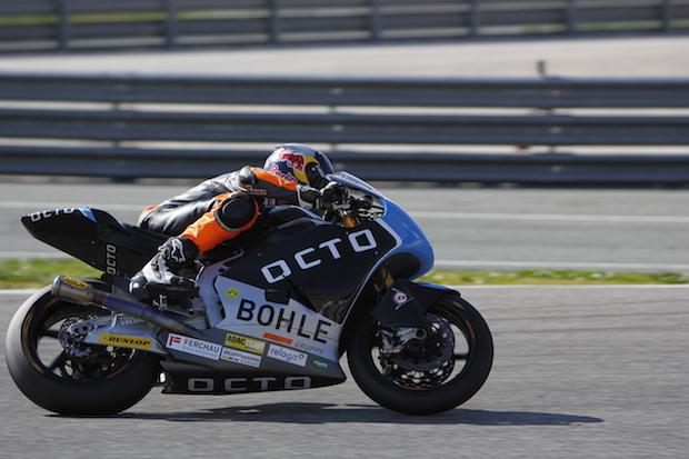 Moto 2 y Moto 3 Pedro J. Ramos
