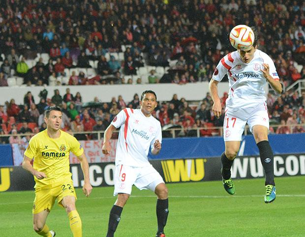 DN127_1362 Suarez Sevilla-Villarreal QPV mar15