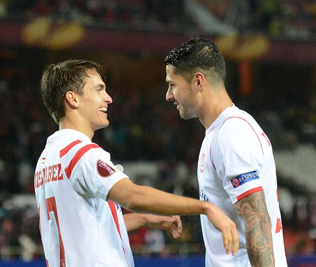 DN127_1383 Suarez Sevilla-Villarreal QPV mar15