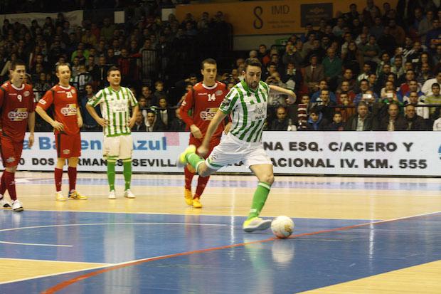 Jaime Migo Real Betis FSN 1