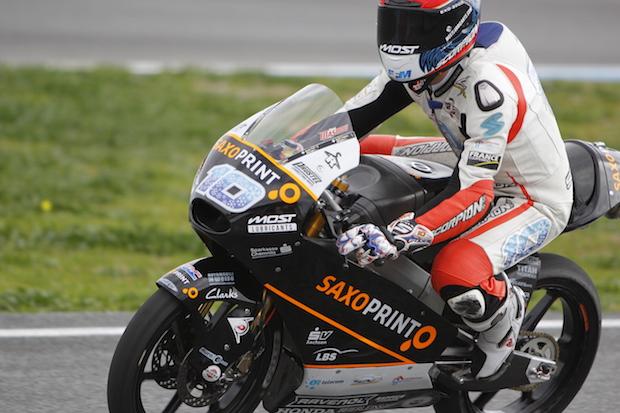 Moto 2 Pedro Ramos 10