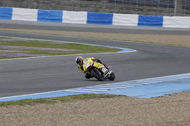 Moto 2 Pedro Ramos 12