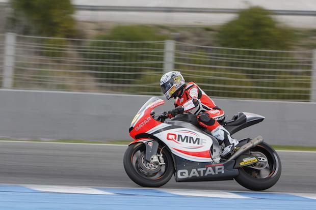 Moto 2 Pedro Ramos 13