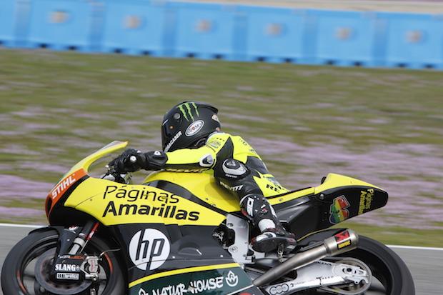 Moto 2 Pedro Ramos 14