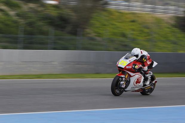 Moto 2 Pedro Ramos 2