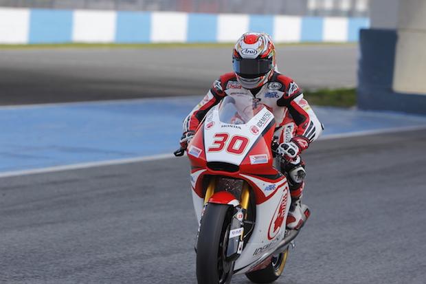 Moto 2 Pedro Ramos 4