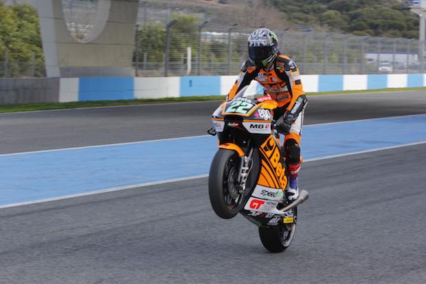 Moto 2 Pedro Ramos 7