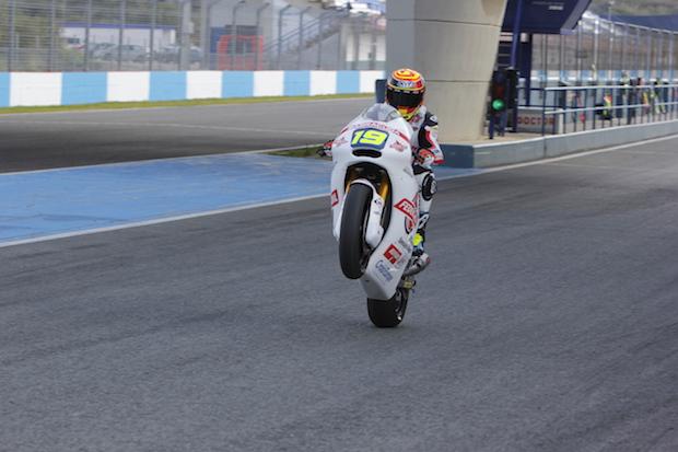 Moto 2 Pedro Ramos 8