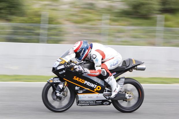 Moto 2 Pedro Ramos