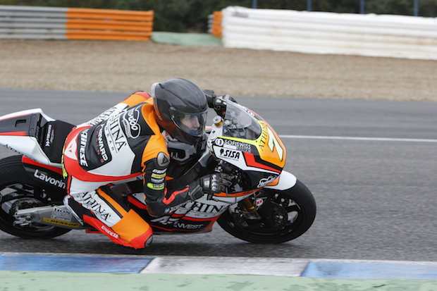 Moto 2 y Moto 3 Pedro Ramos