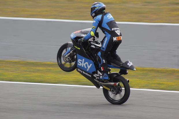 Moto GP 2 Pedro Ramos