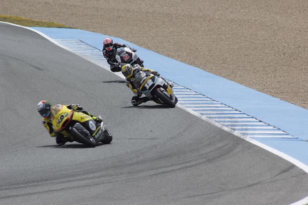Moto GP 3 Pedro Ramos