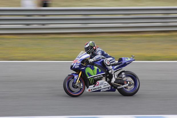 Jorge Lorenzo Moto GP Pedro Ramos