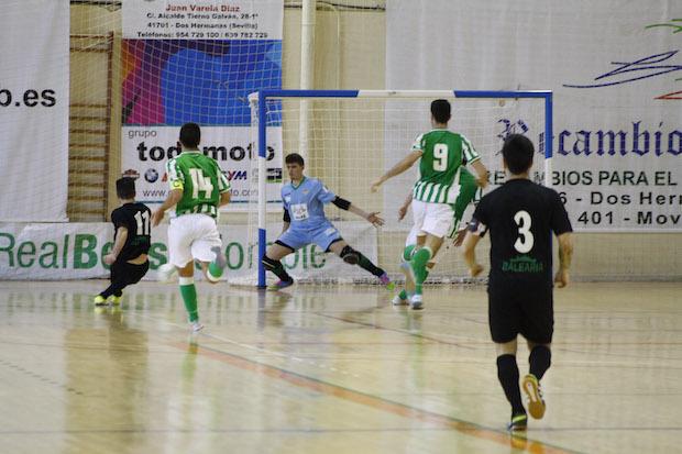 Real Betis FSN B-Ciudad de Ceuta FS