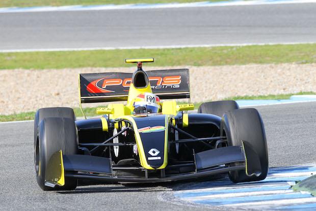 Roberto Mehri Circuito de Jerez 2