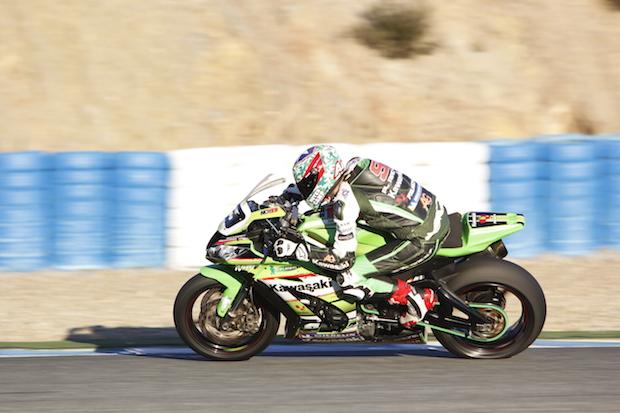 Superbike Jerez