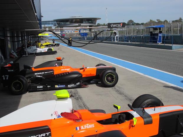 Wordl Series 1 Circuito de Jerez