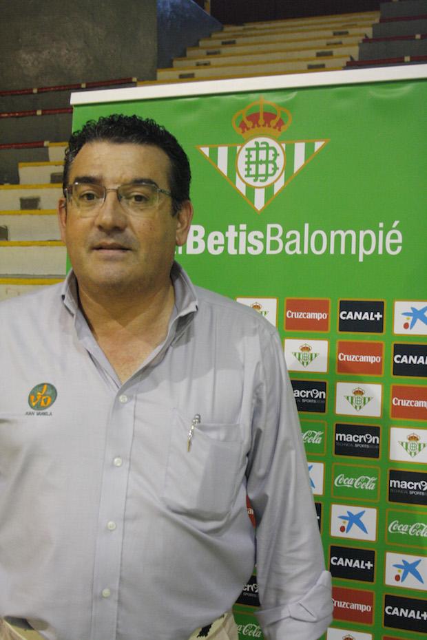 Juan Varela Diaz Real Betis FSN