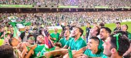 37 celebracion Real Betis