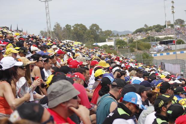 Circuito de Jerez afición Pedro Ramos
