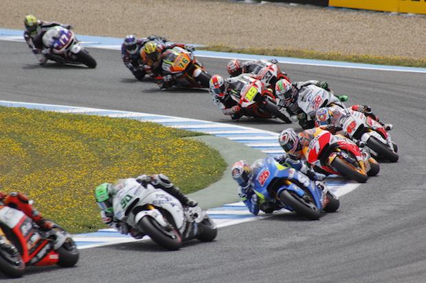 Circuito de Jerez pedro Ramos