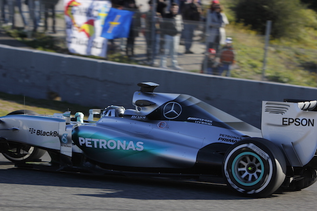 Fórmula 1 Pedro Ramos 1