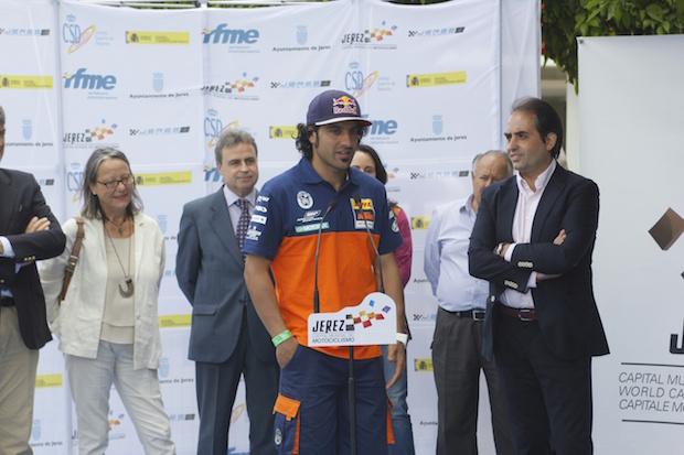 Iván Cervantes 2 Foto: Pedro Ramos