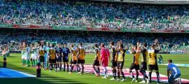 Real Betis-Lugo JEG