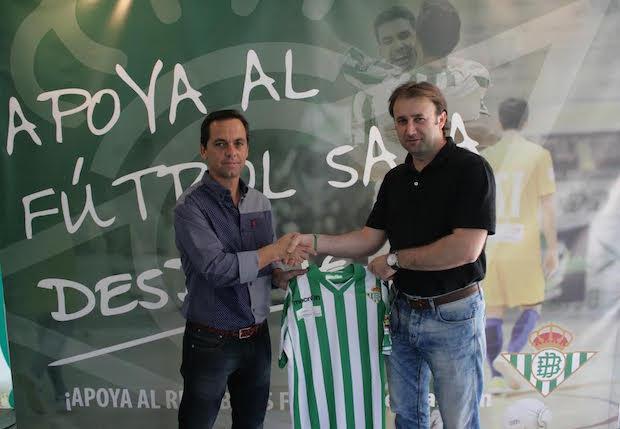Paco Chamorro y José Vidal renovación Real Betis FSN