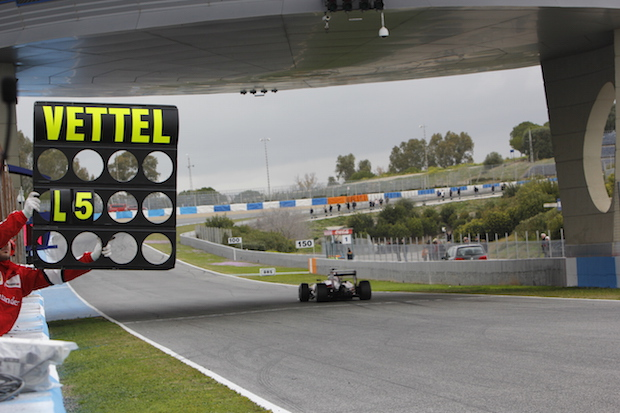 Fórmula 1 Circuito de Jerez Pedro Ramos