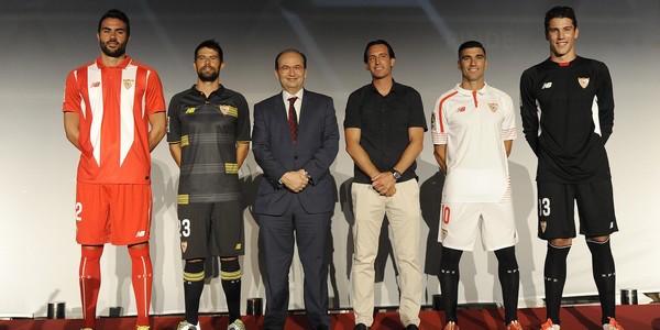Las camisetas de la nueva era number 1 sport peri dico - Nouveau sevilla ...