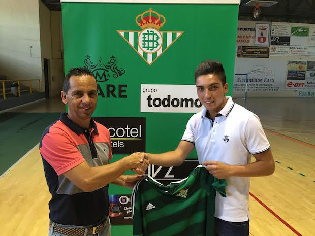 Guille Real Betis FSN Foto RBB FSN