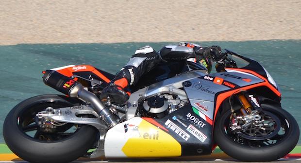Jordi Torres Superbike 2 Foto Circuito de Jerez